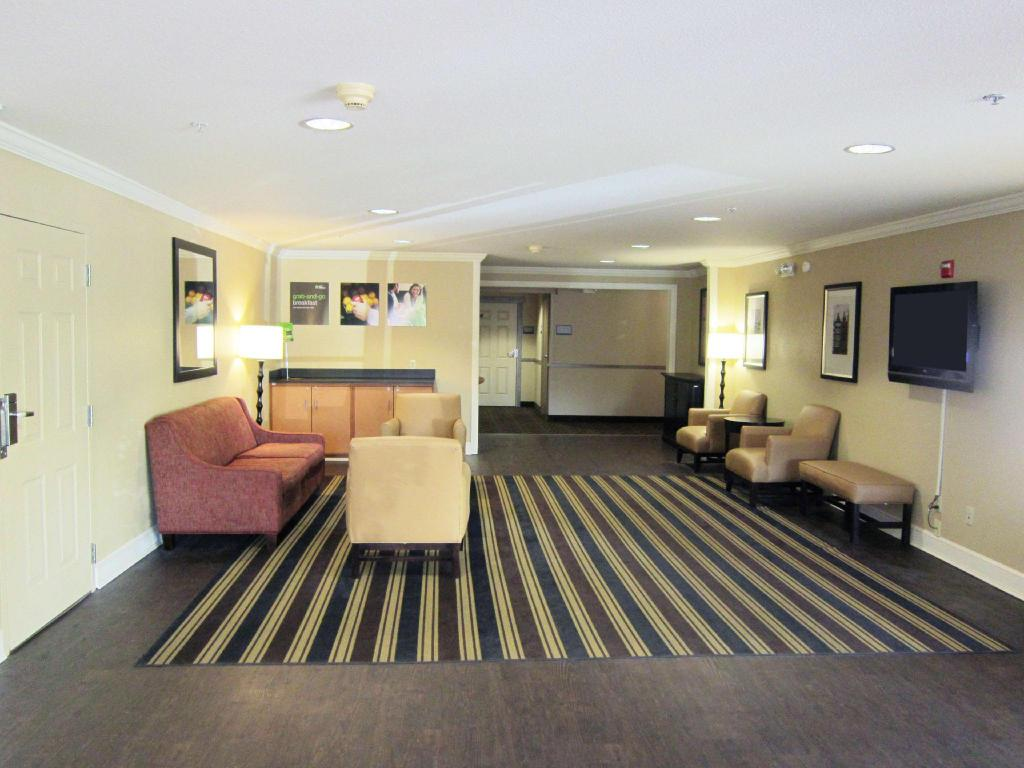 Lobby Extended Stay America Seattle Renton