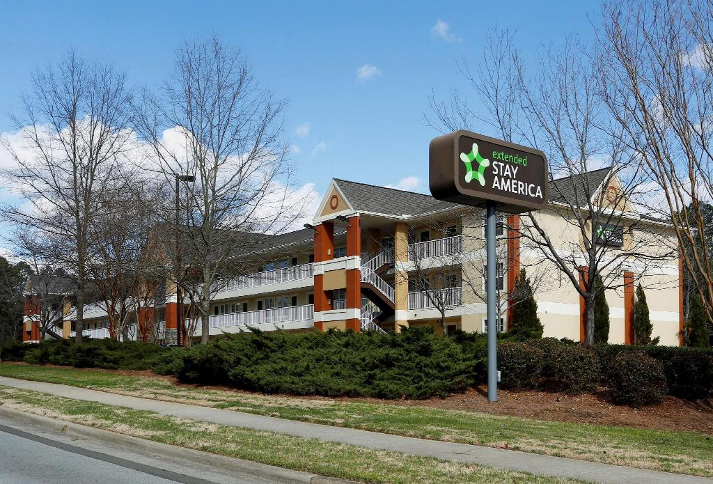 Extended Stay America Durham University