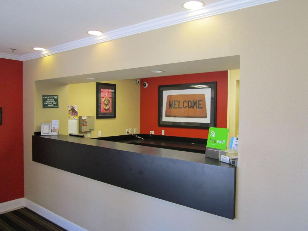 Lobby Extended Stay America Phoenix Scottsdale Old Town