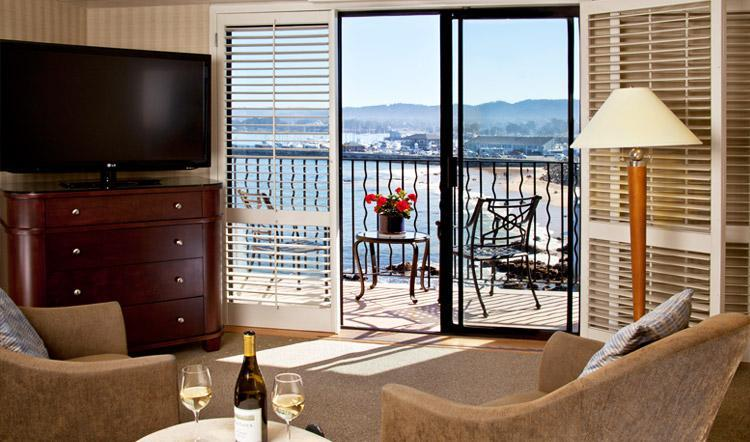 Ocean Harbor View Room with Balcony