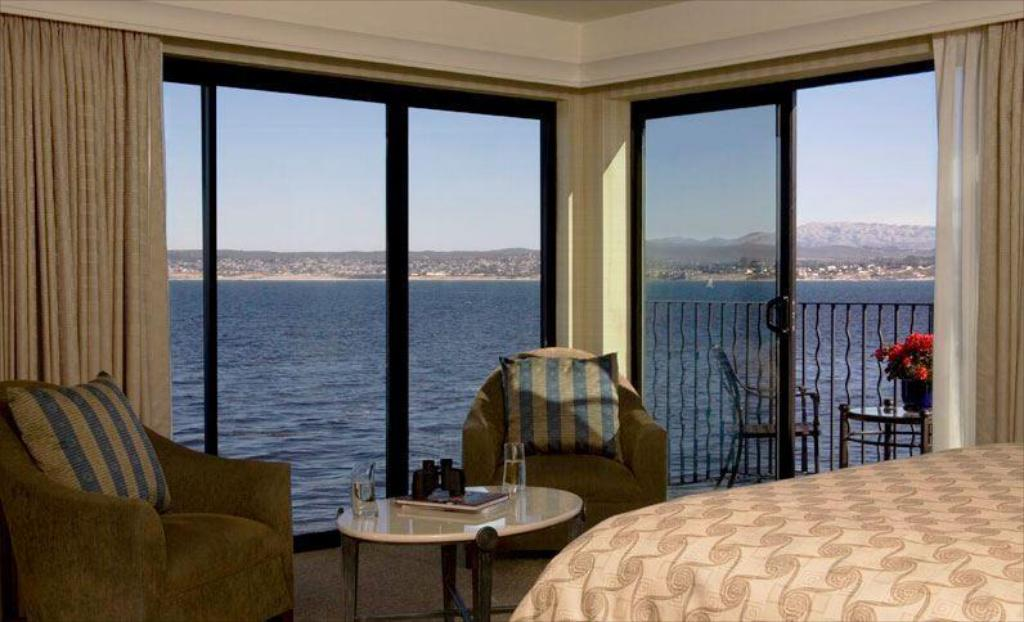 Panoramic Ocean View King With Balcony - Guestroom