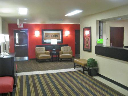Lobby Extended Stay America Pensacola University Mall