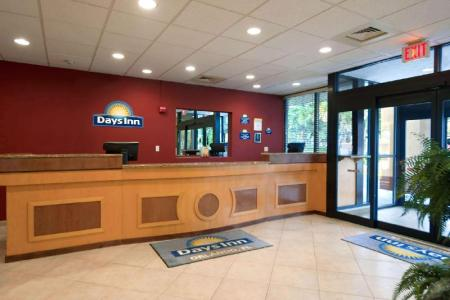 Reception Days Inn by Wyndham Orlando Conv. Center/International Dr