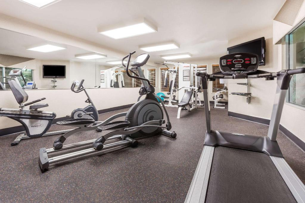 Centro de fitness Wingate by Wyndham Calgary South