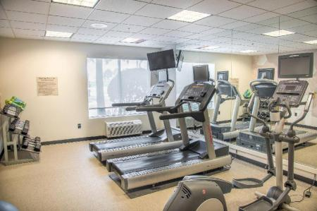 Fitness center SpringHill Suites Miami Airport South