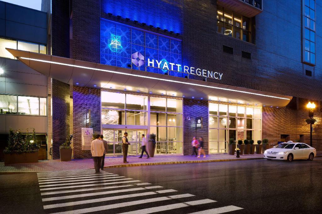 Rooms: Hyatt Regency Boston In Boston (MA)