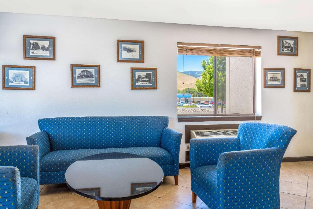 Vista interior Super 8 By Wyndham Carson City