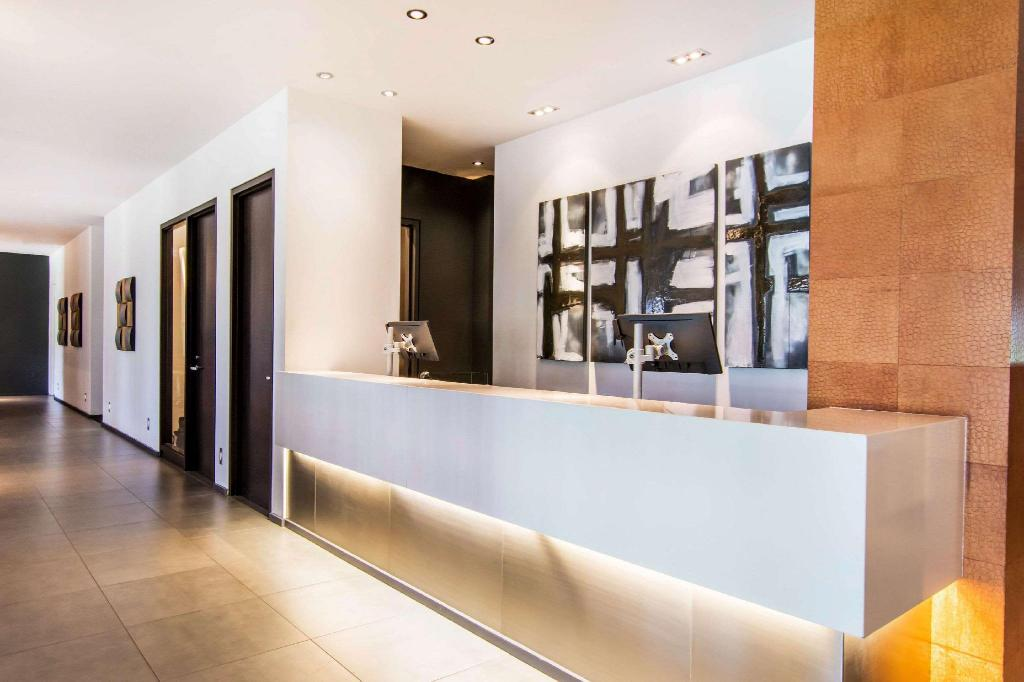 Lobby Hotel Quartier, an Ascend Hotel Collection Member