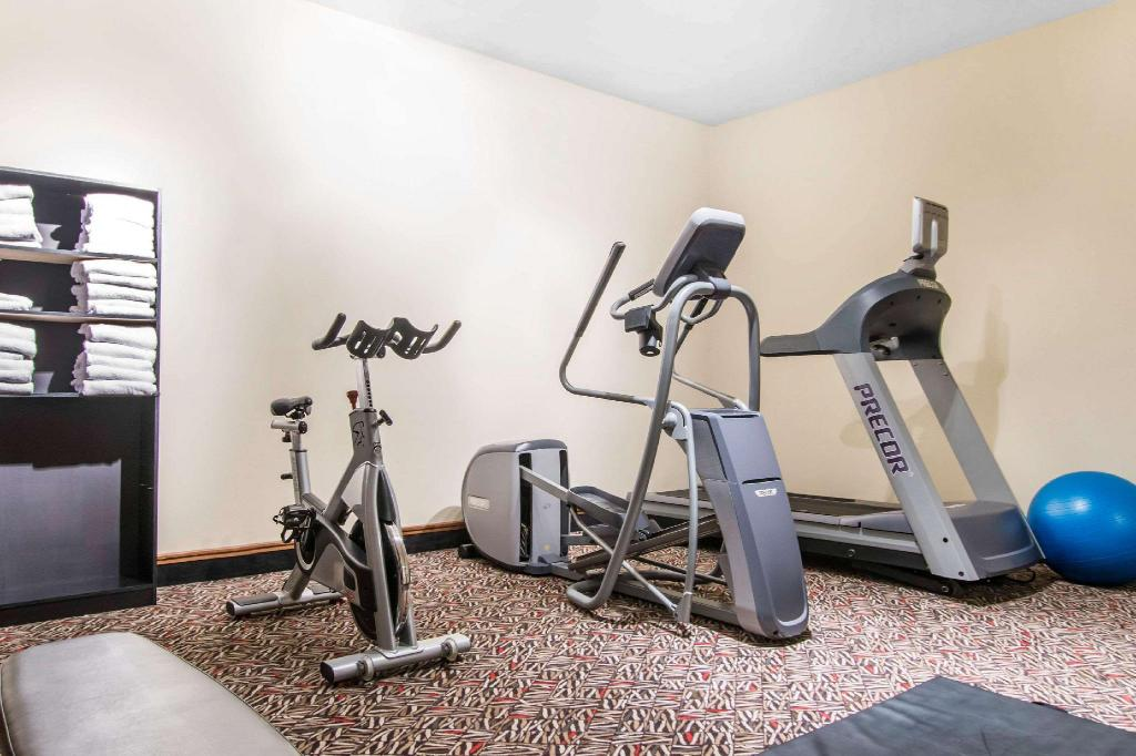 Centro de fitness Hotel Quartier, an Ascend Hotel Collection Member