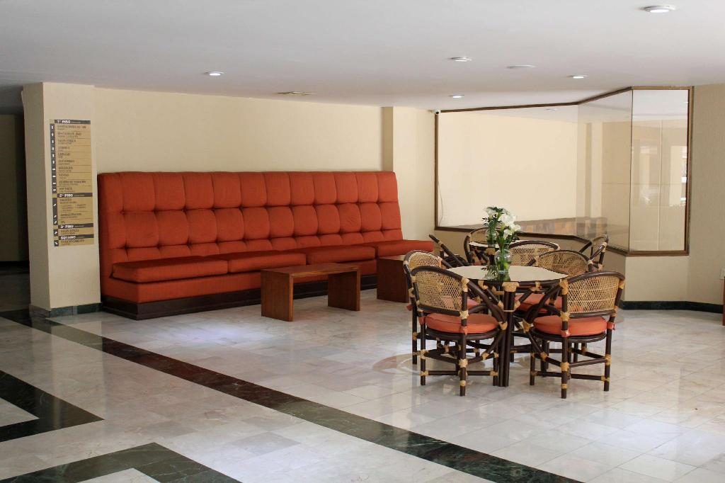 Lobby Best Western PLUS Plaza Florida & Tower