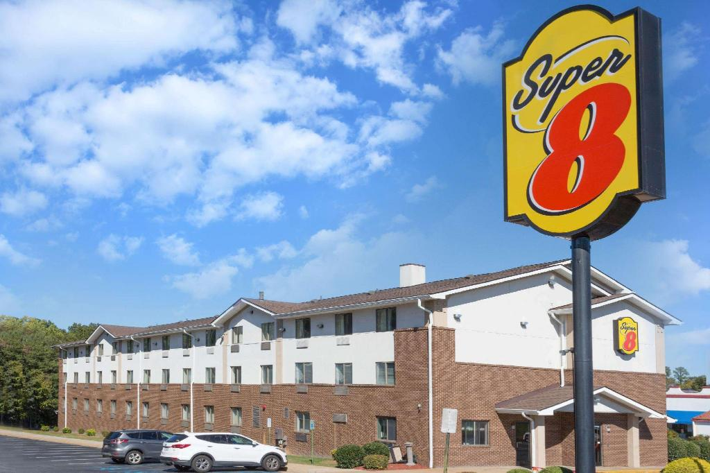Super 8 By Wyndham Richmond Midlothian Turnpike