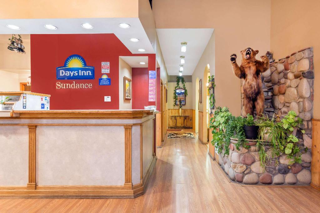 Lobby Days Inn by Wyndham Delta CO