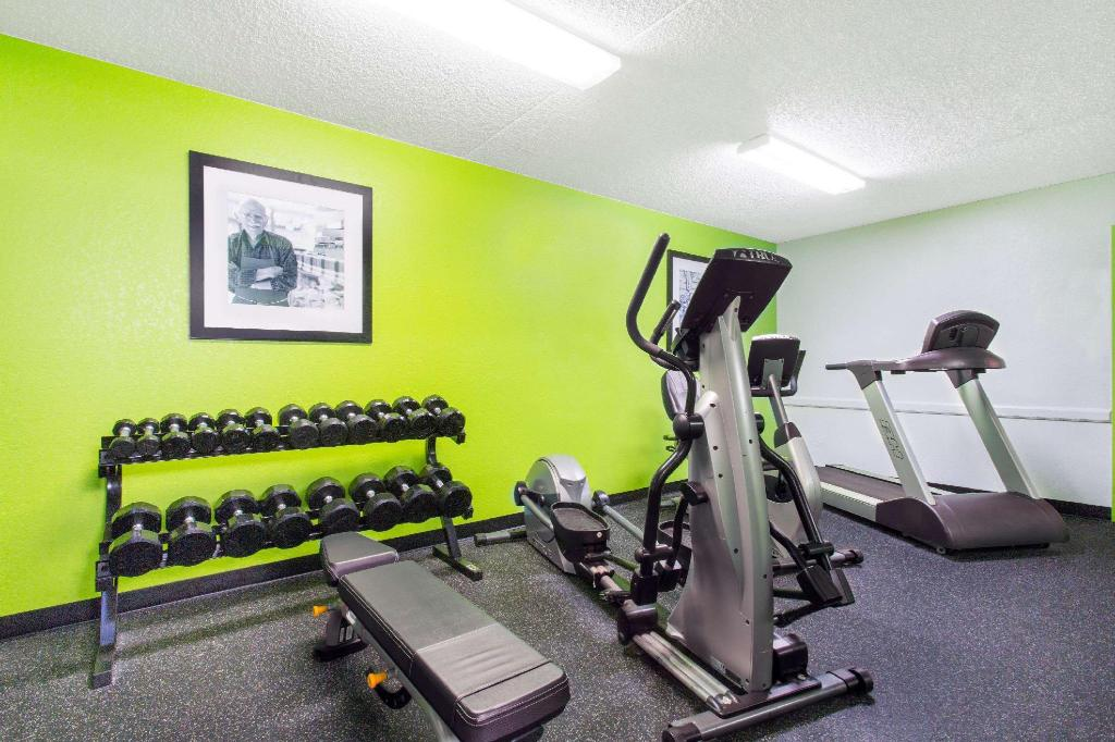 Centro de fitness Baymont by Wyndham Rock Springs