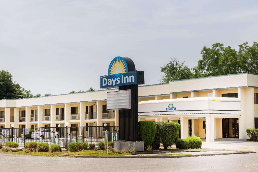 Mer om Days Inn by Wyndham Little River