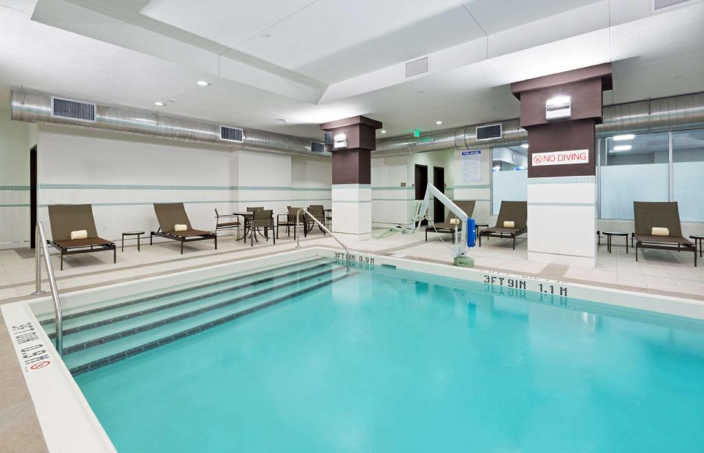 Piscina Hyatt House Denver/Downtown