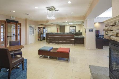 Lobby Residence Inn Salt Lake City Cottonwood