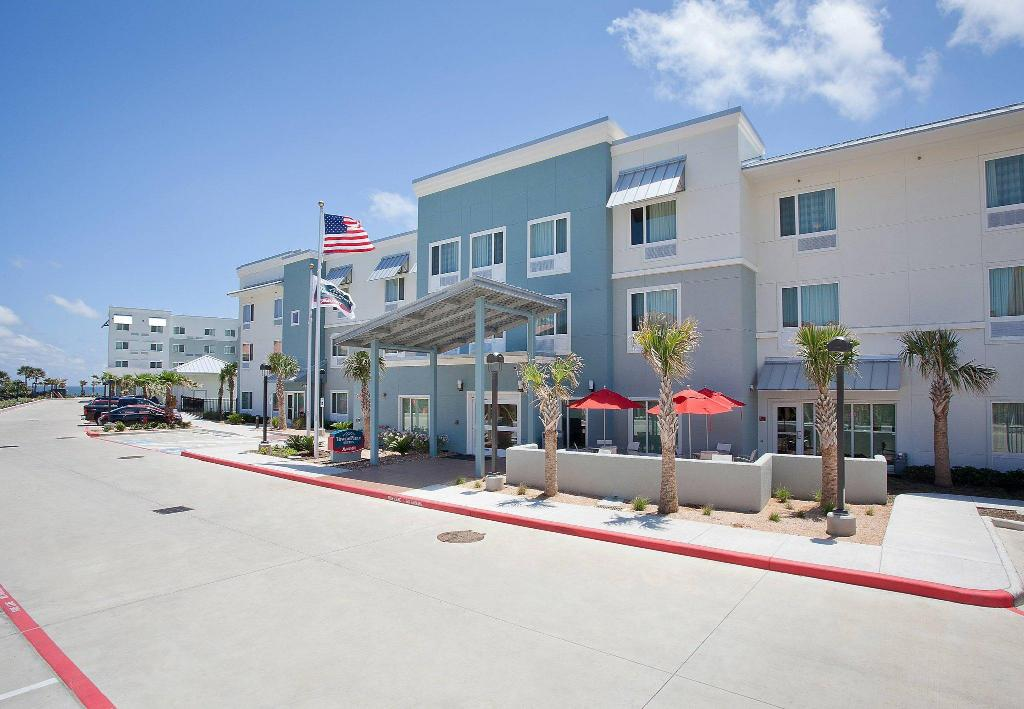 Mais sobre TownePlace Suites Galveston Island