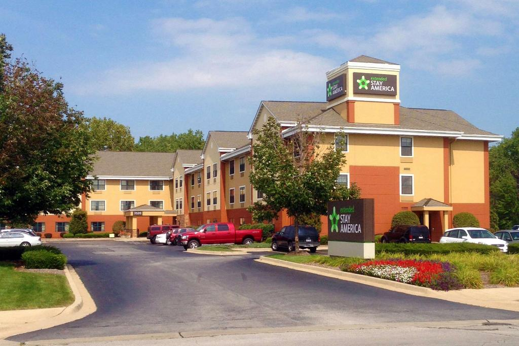 Extended Stay America Chicago Lansing