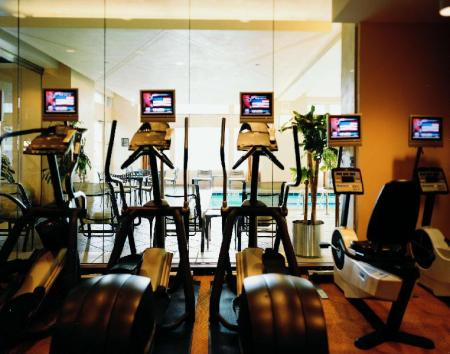 Fitness center Park Hyatt Chicago