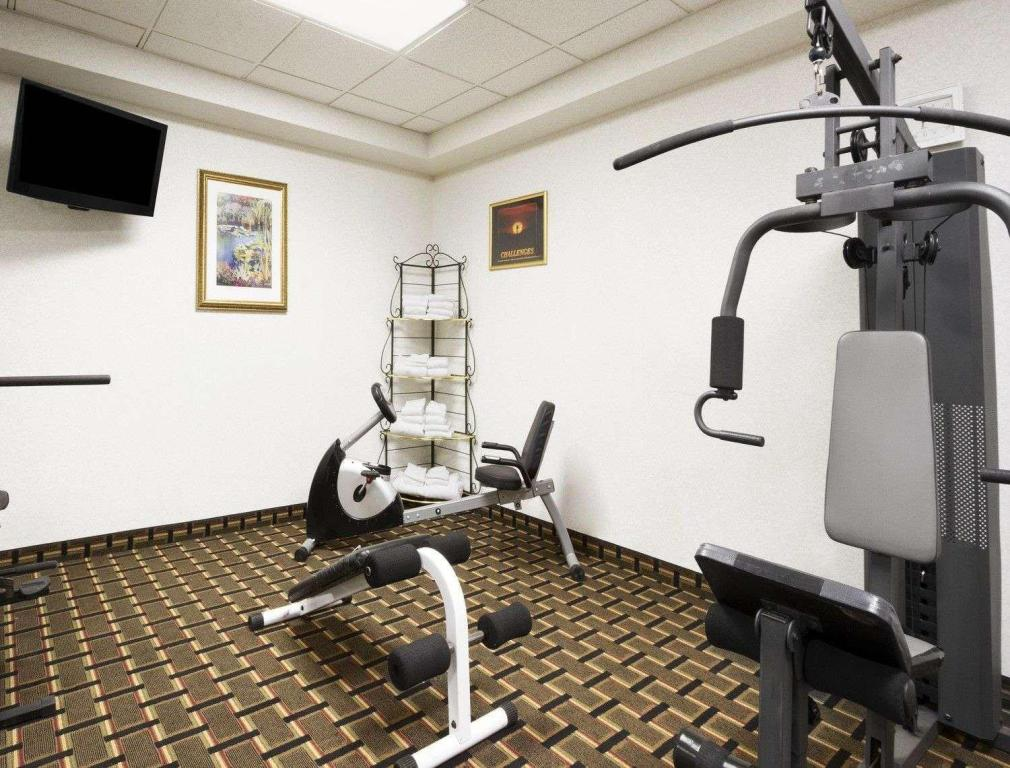 gym Baymont by Wyndham Crossville