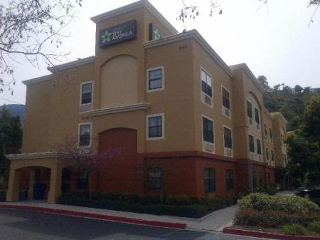 Exterior view Extended Stay America Mission Valley Stadium