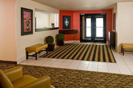 Lobby Extended Stay America Mission Valley Stadium