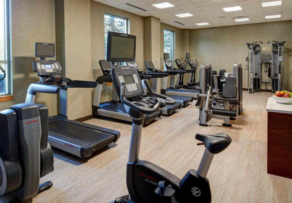Centro de fitness Indianapolis Marriott North