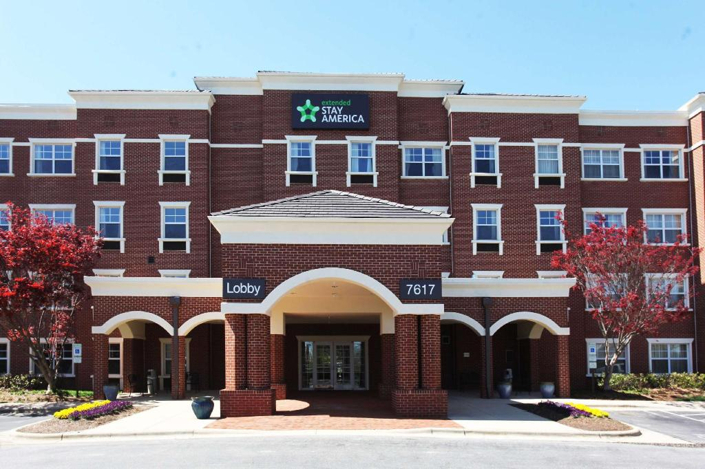 Mais sobre Extended Stay America Greensboro Airport