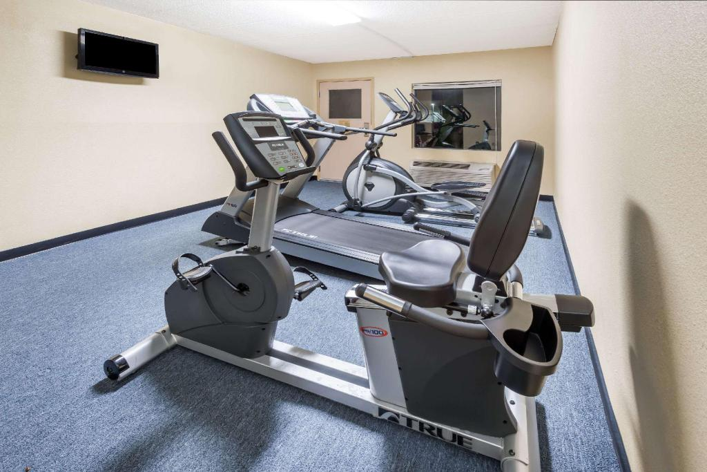 Centro de fitness Days Inn by Wyndham Lexington Southeast