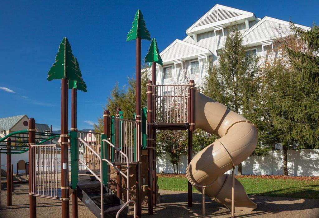 Playground North Conway Grand Hotel
