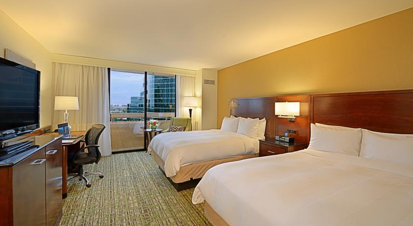 Deluxe Room, Guest room, 1 King or 1 Queen or 2 Double