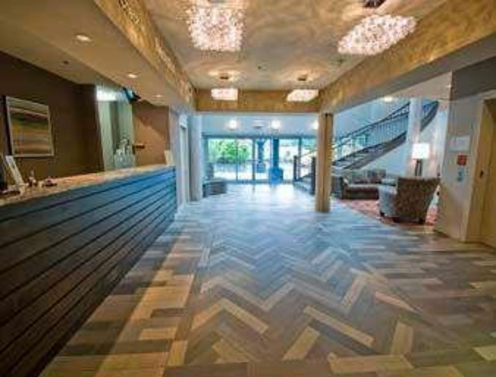 Lobby Travelodge by Wyndham Parksville
