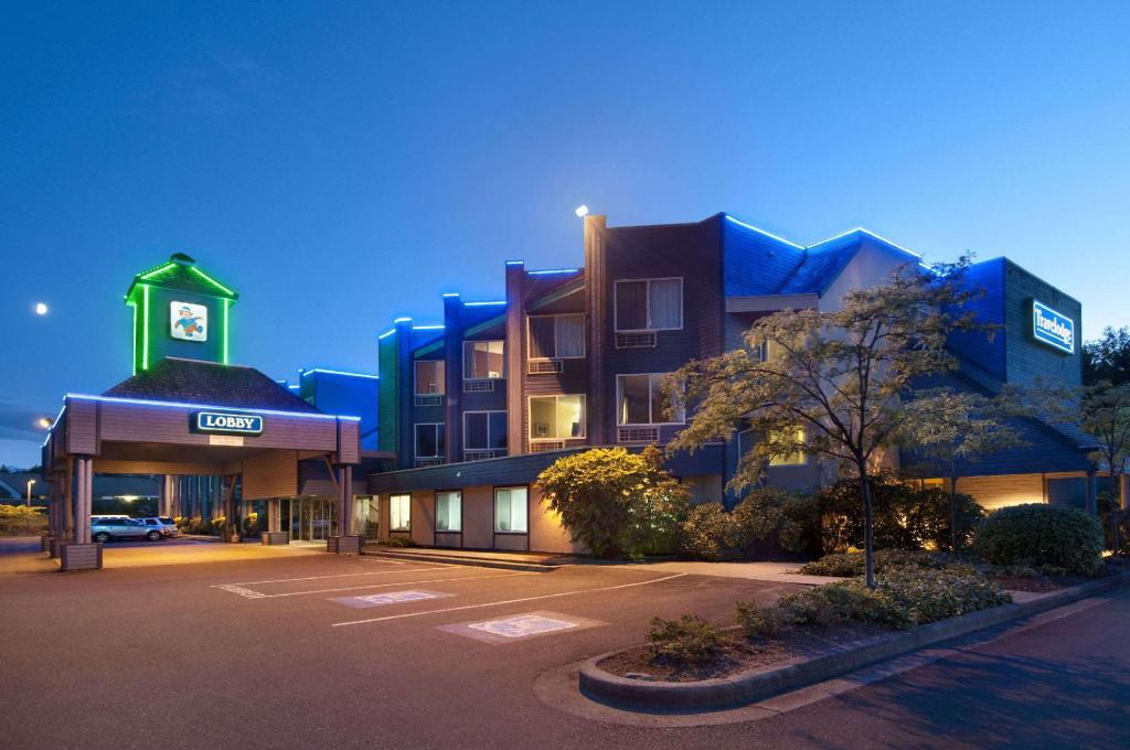 Mais sobre Travelodge by Wyndham Parksville