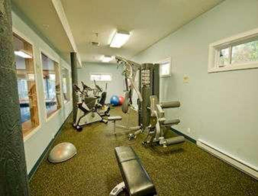 Centro de fitness Travelodge by Wyndham Parksville