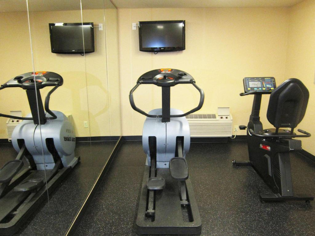 gym Extended Stay America Seattle Everett Silverlake