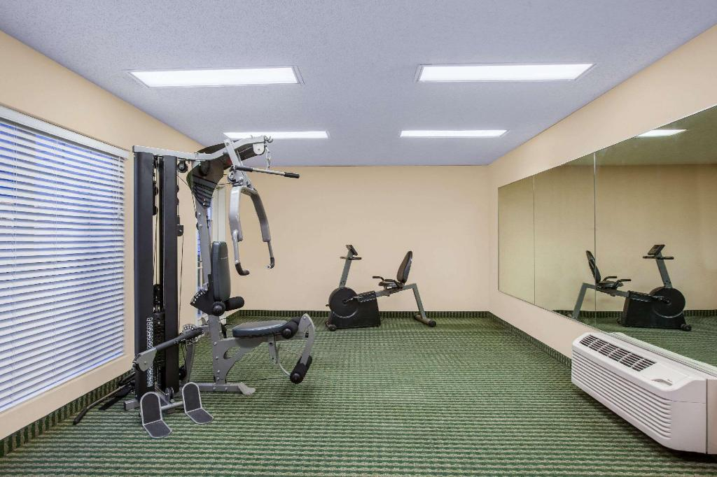 Centro de fitness Baymont by Wyndham Lafayette Airport