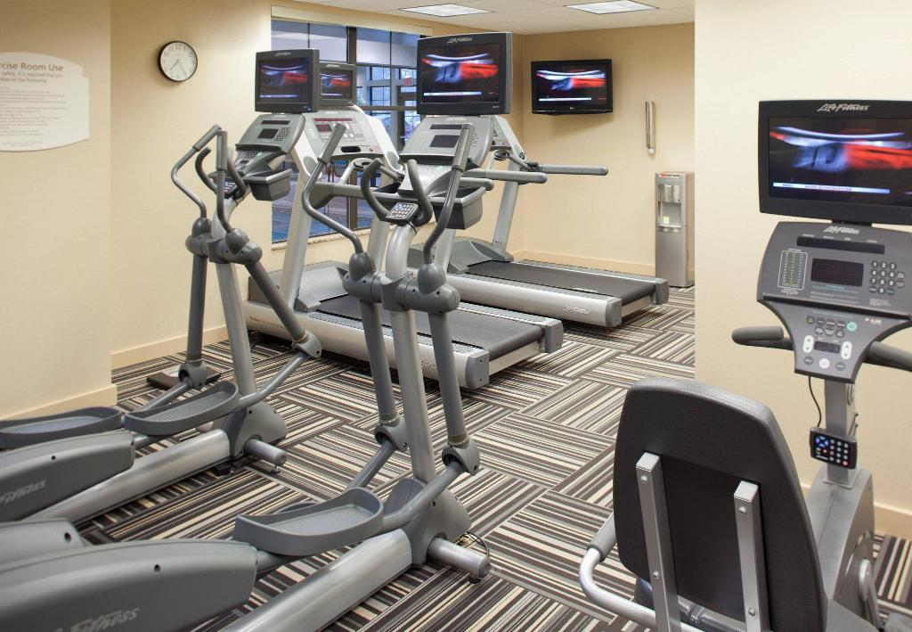 Centro de fitness Residence Inn Lincoln South