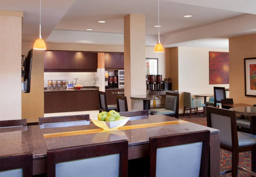 Coffee Shop/Café Residence Inn Lincoln South