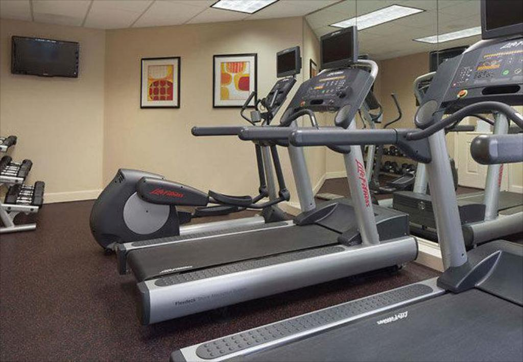 Gimnasio Residence Inn St. Louis Airport/Earth City
