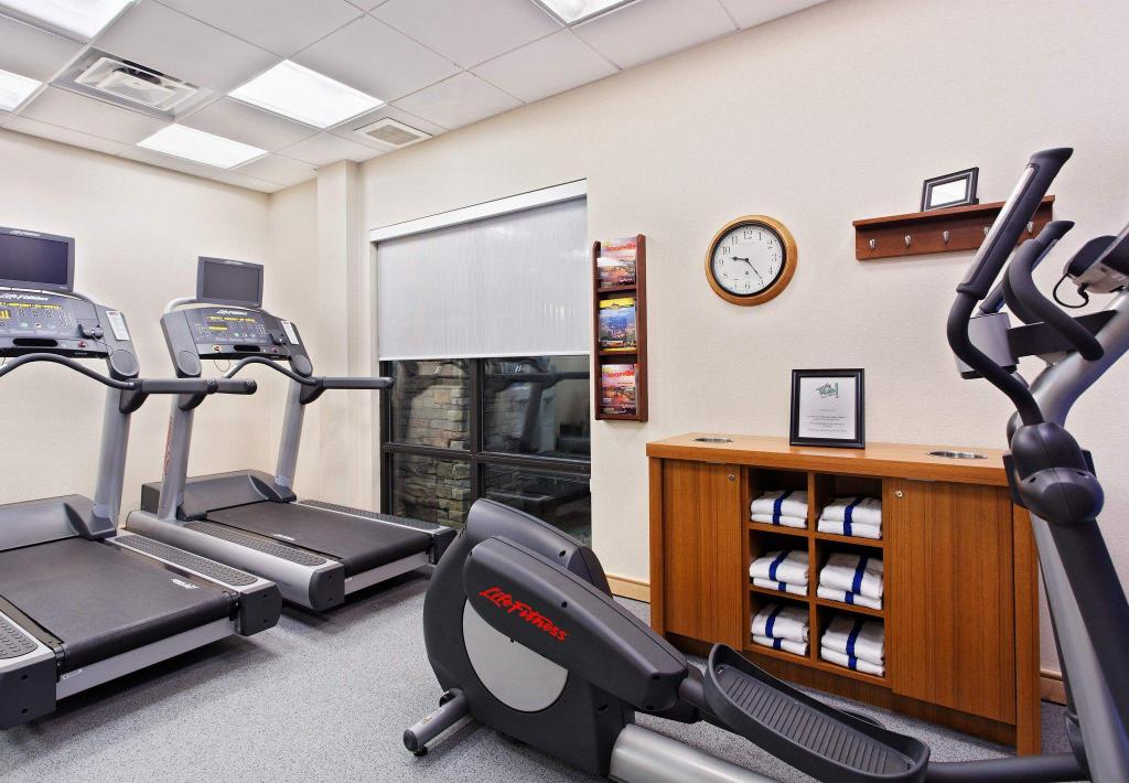 gym SpringHill Suites Knoxville at Turkey Creek