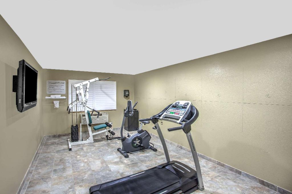 Centro de fitness Super 8 By Wyndham Blythe