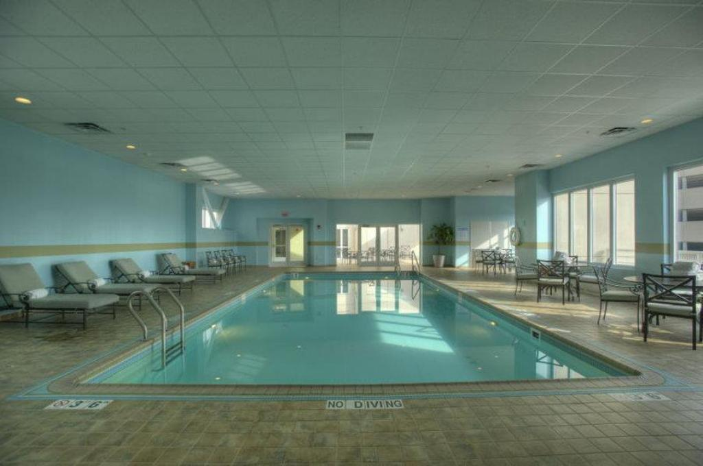 Pool Heldrich Hotel and Spa