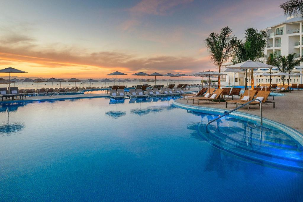 utomhuspool Playacar Palace - All Inclusive