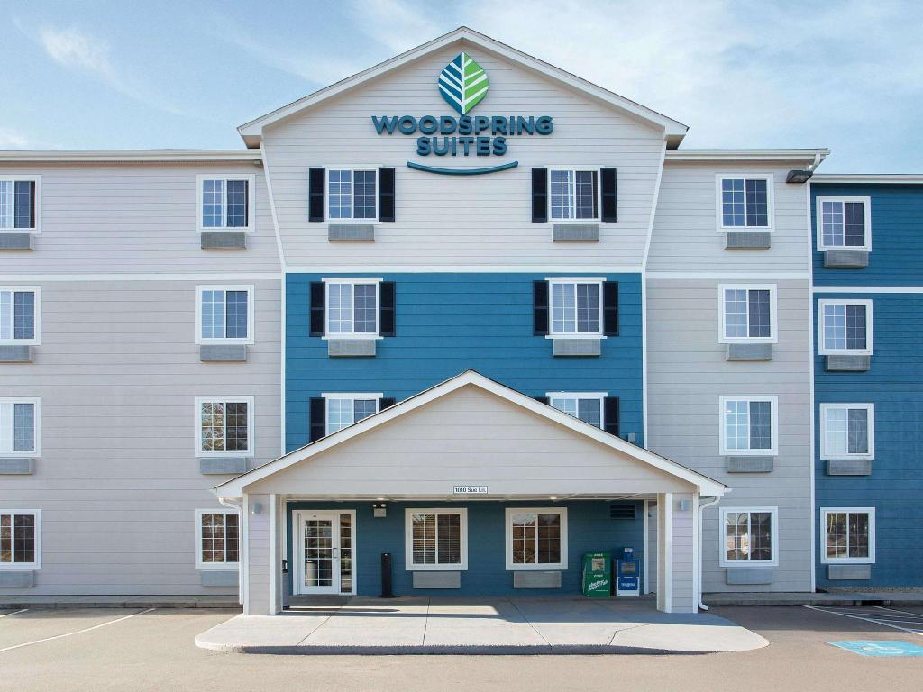 Mais sobre WoodSpring Suites Charlotte Shelby