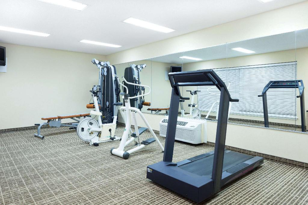 Centro de fitness Baymont by Wyndham Easley/Greenville