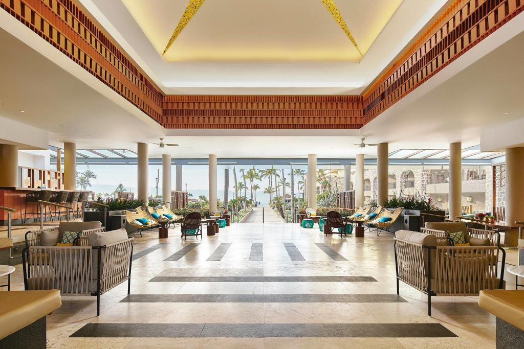 Lobby Marriott Puerto Vallarta Resort & Spa