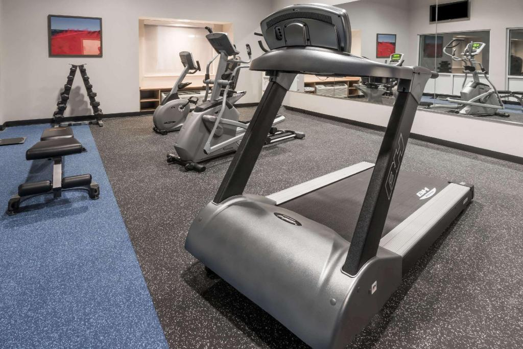 gym Microtel Inn & Suites Penn Yan Finger Lakes Region