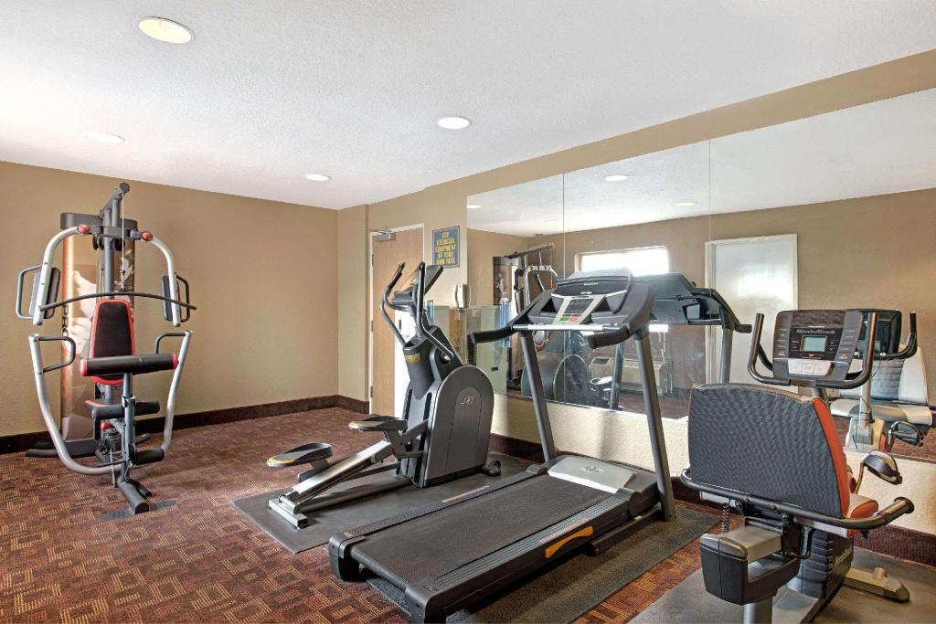 gym Microtel Inn & Suites by Wyndham San Antonio Northeast