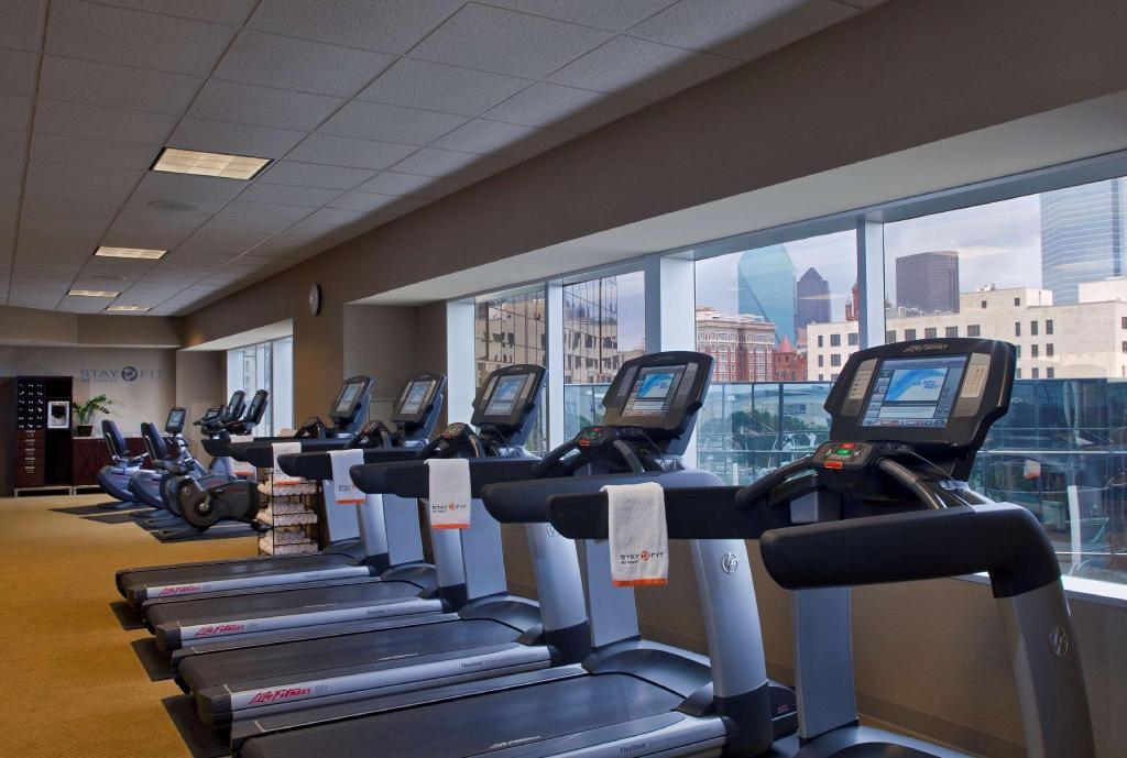 gym Hyatt Regency Dallas