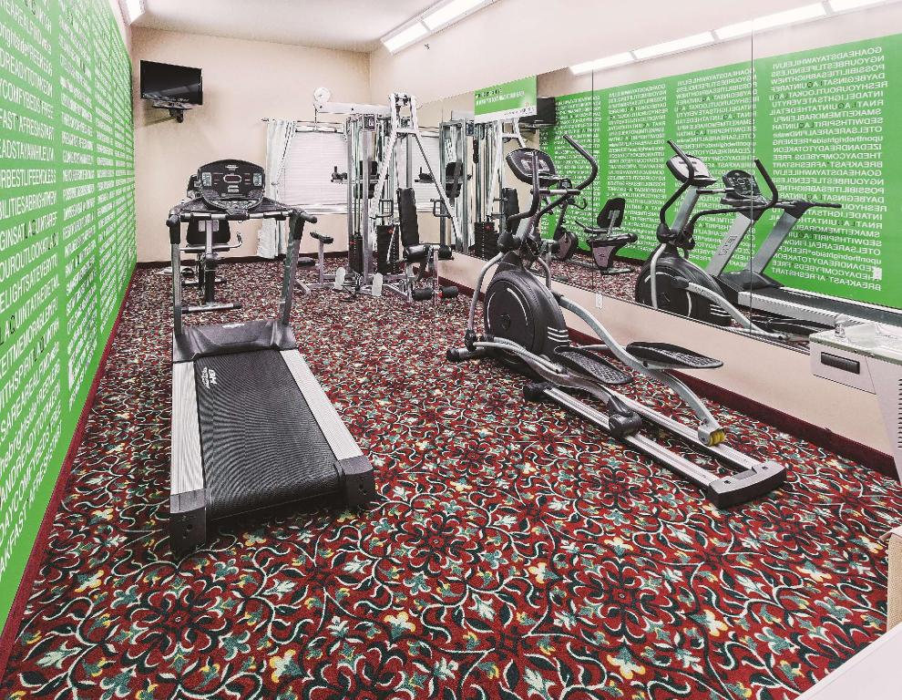 Fitness center La Quinta Inn & Suites Weatherford